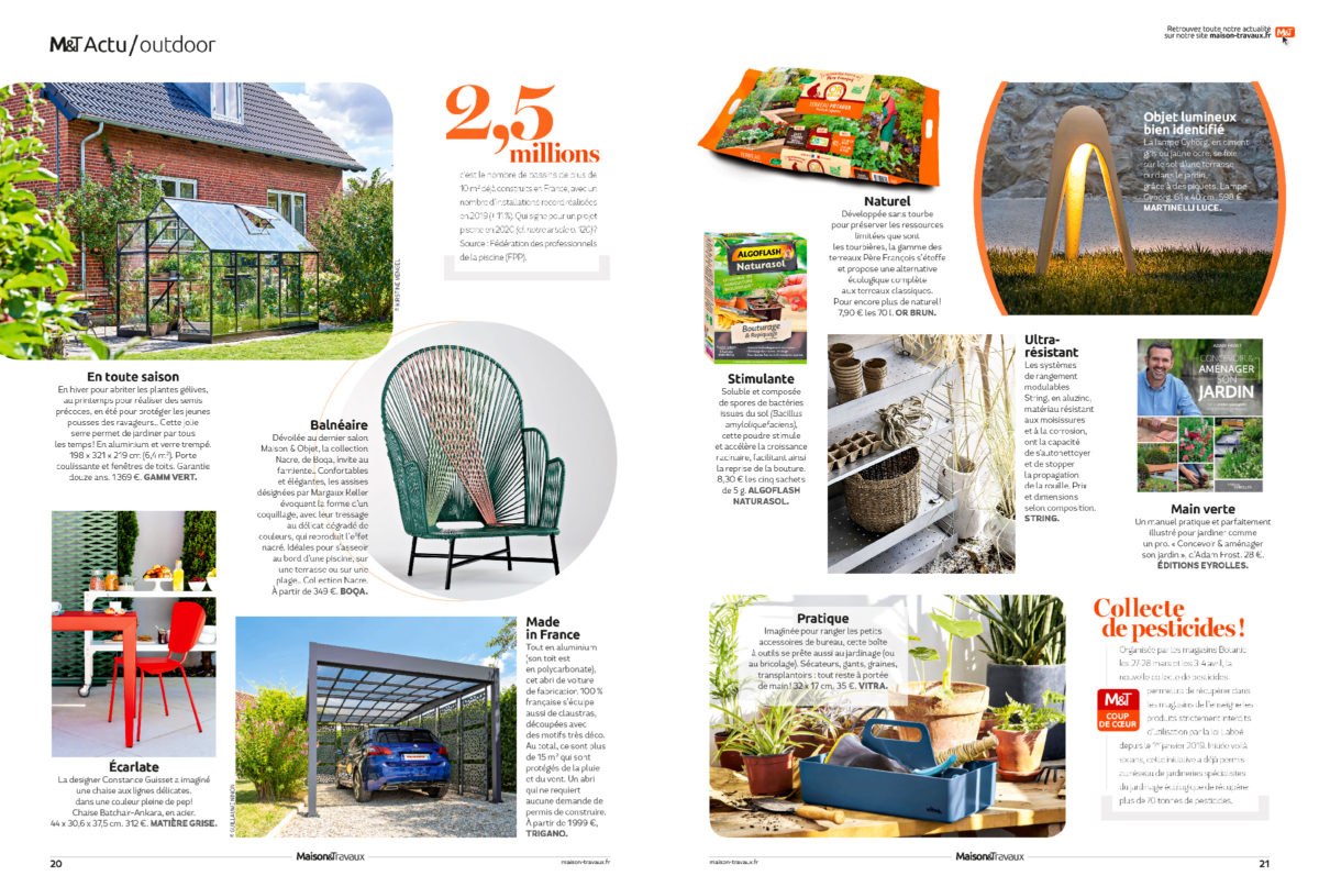 Le chic outdoor